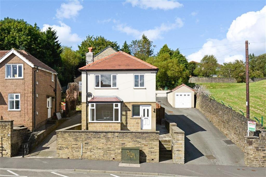 3 Bedrooms Detached House for sale in New Hey Road, Salendine Nook, Huddersfield, HD3