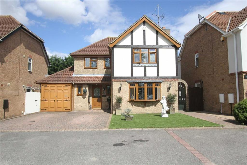 4 Bedrooms Detached House for sale in Hornbeam Way, Steeple View