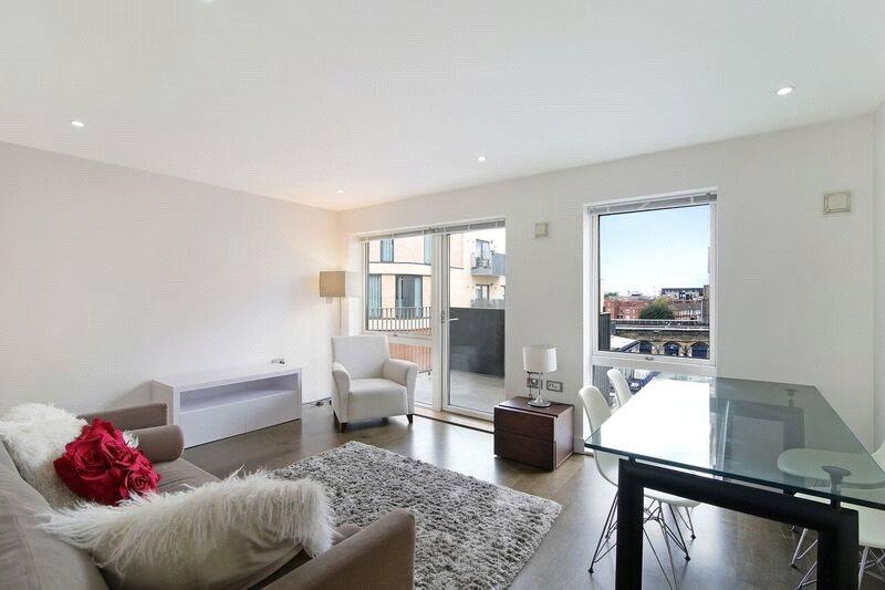 1 Bedroom Flat for sale in Parker Building, Freda Street, London, SE16