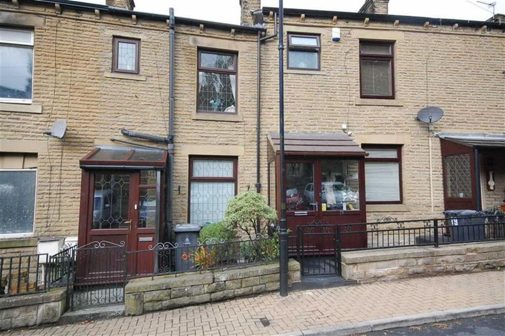 2 Bedrooms Terraced House for sale in Oxford Terrace, Batley, West Yorkshire, WF17