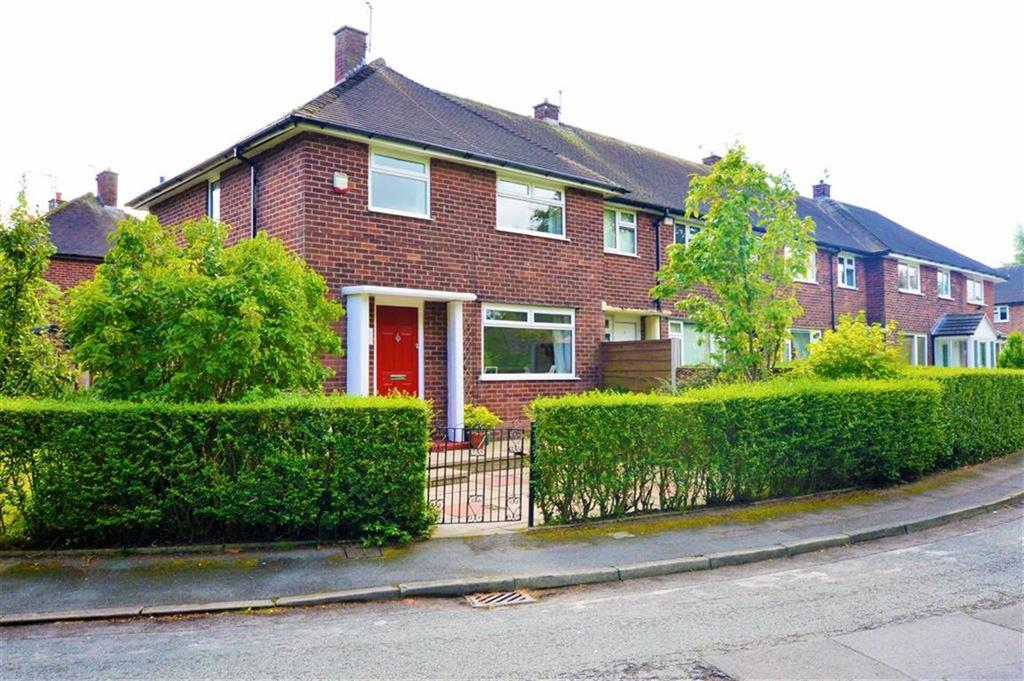 3 Bedrooms Terraced House for sale in Clarke Crescent, Hale, Cheshire, WA15
