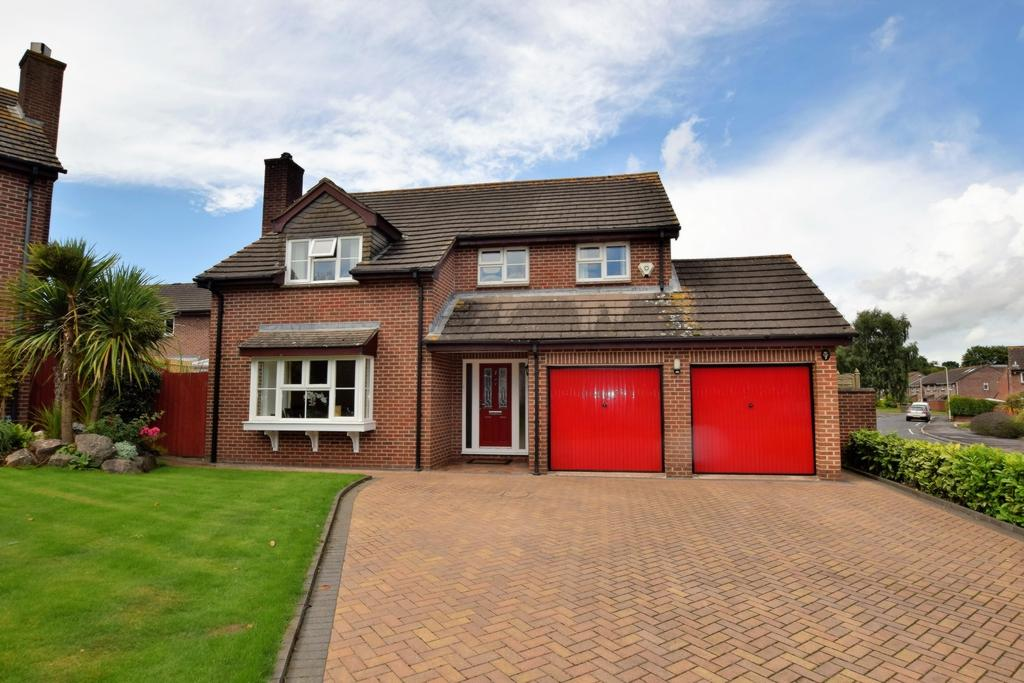 4 Bedrooms House for sale in Wheatsheaf Way, Alphington, EX2