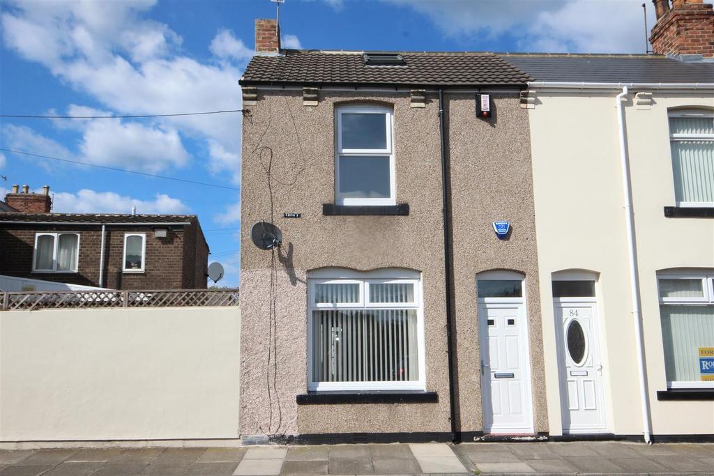 2 Bedrooms End Of Terrace House for sale in Suggitt Street, Hartlepool