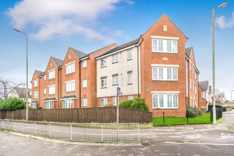 2 Bedrooms Apartment Flat for sale in Priory Court, 64 Jackson Road, Oxford, Oxfordshire
