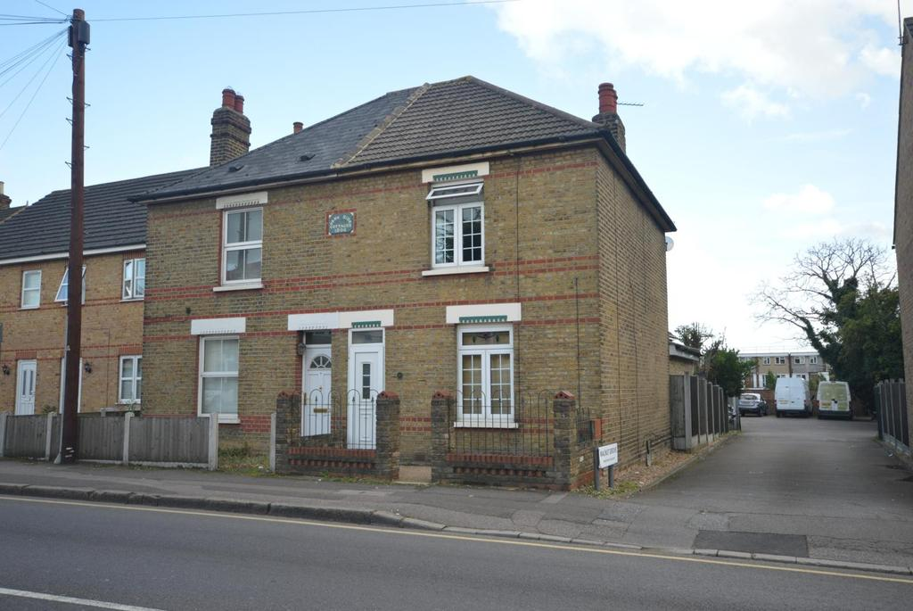 2 Bedrooms Cottage House for sale in High Street, Hornchurch, Essex, RM12