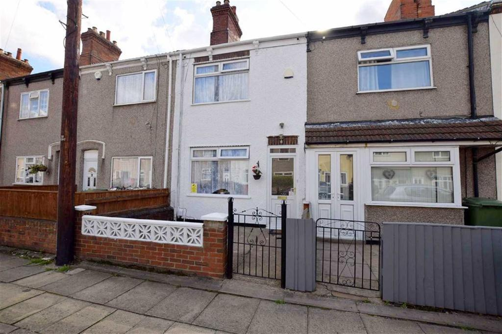 2 Bedrooms Terraced House for sale in Fraser Street, Grimsby, North East Lincolnshire
