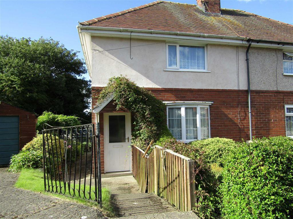 2 Bedrooms Semi Detached House for sale in Moorside, Scarborough