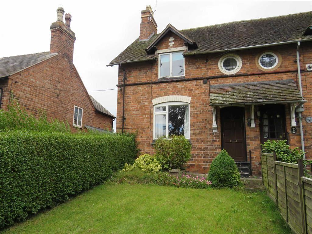 3 Bedrooms Terraced House for sale in Claypit Street Terrace, Whitchurch, SY13