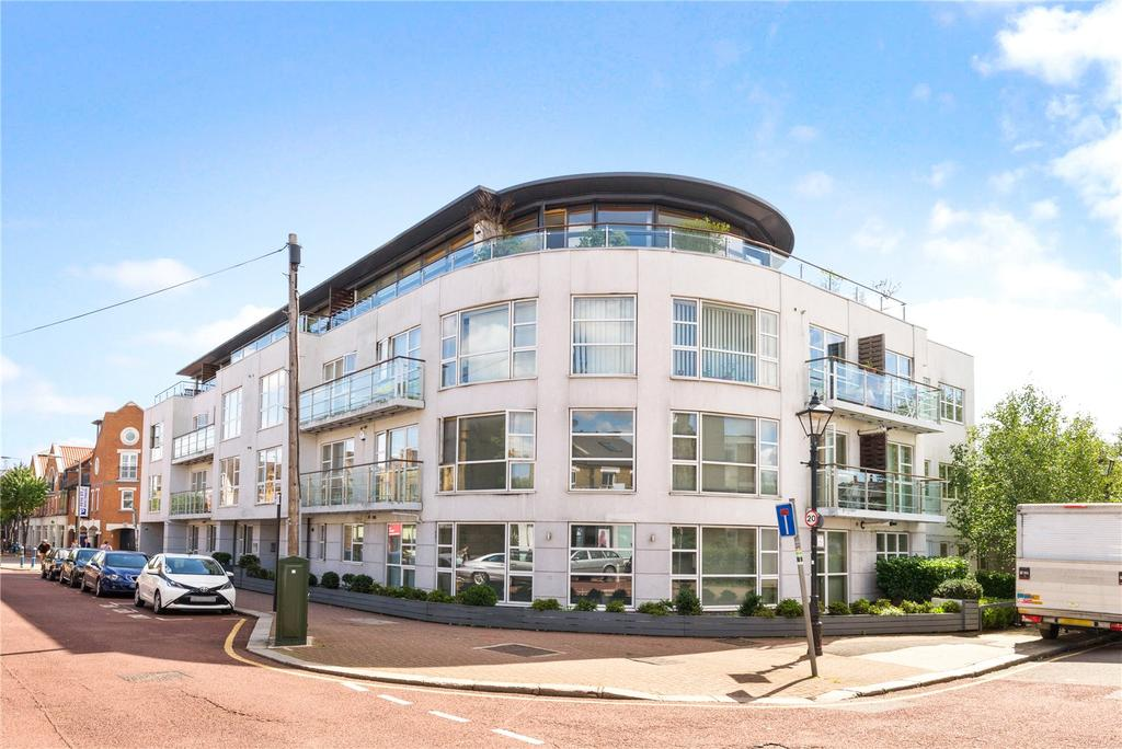 2 Bedrooms Flat for sale in The Glass House, 51-57 Lacy Road, Putney, London, SW15