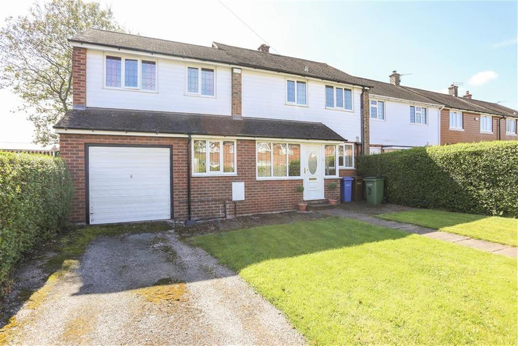 4 Bedrooms Semi Detached House for sale in Throstle Grove, Marple, Cheshire