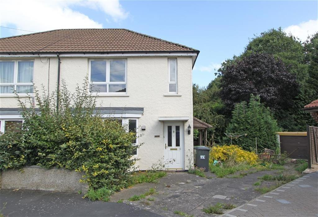2 Bedrooms Semi Detached House for sale in Fisher Avenue, Kingswood, Bristol
