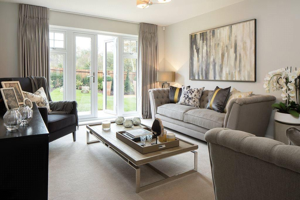 4 Bedrooms Detached House for sale in Shopwhyke Road, Chichester, West Sussex, PO20