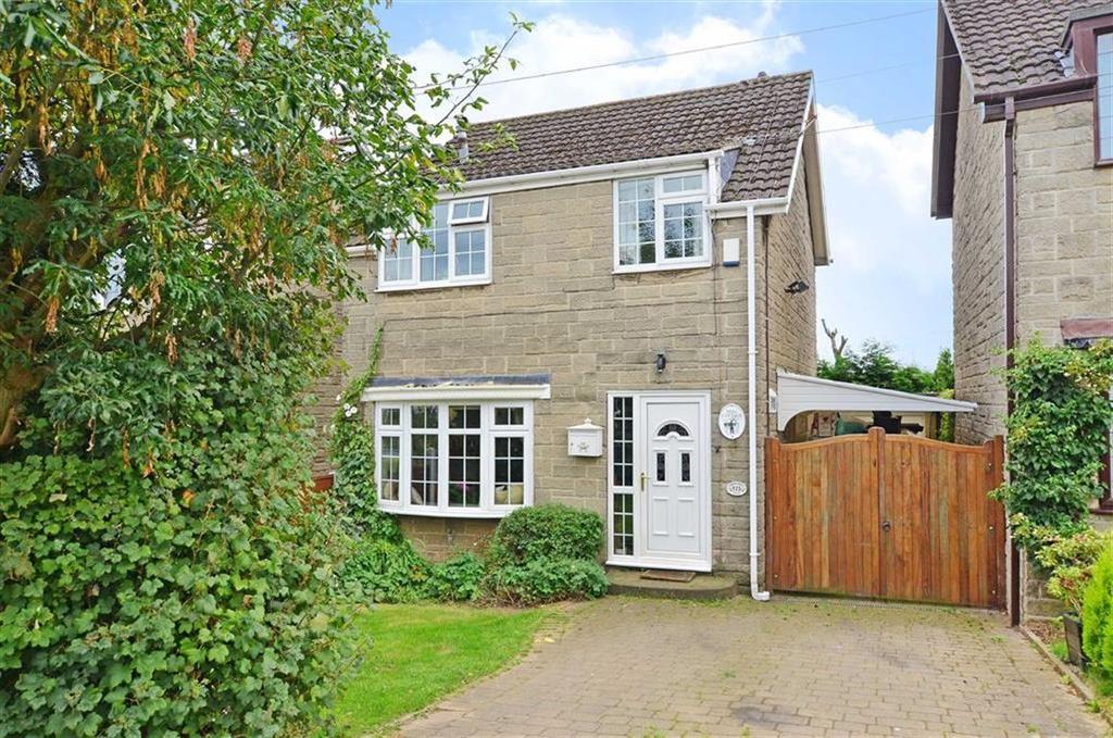 3 Bedrooms Detached House for sale in 173, Longcroft Road, Dronfield Woodhouse, Dronfield, Derbyshire, S18