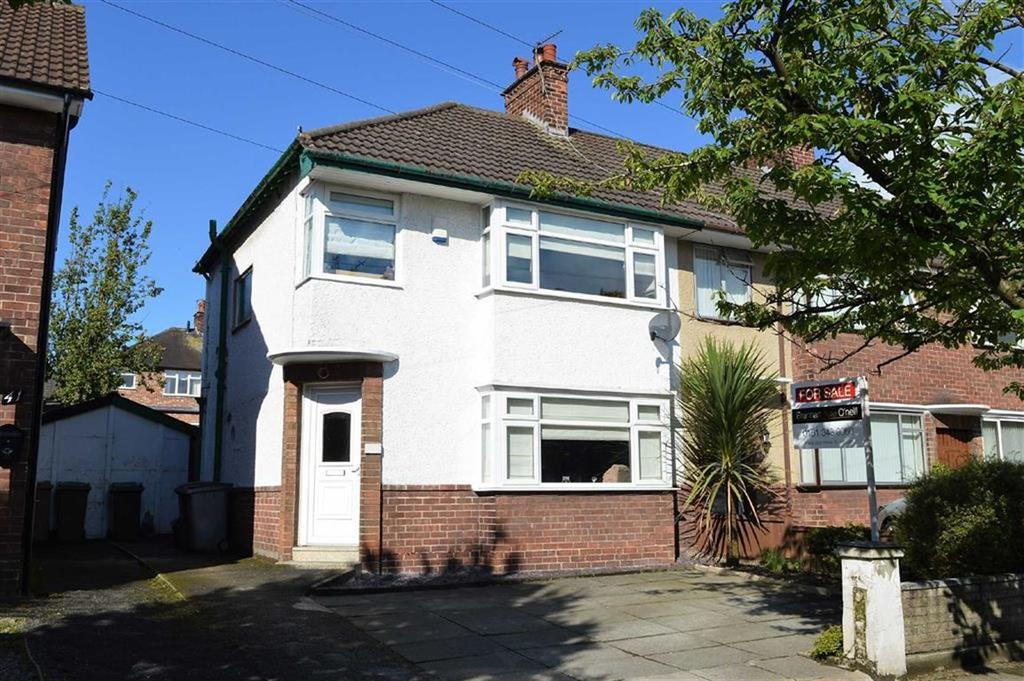 3 Bedrooms Terraced House for sale in Rosefield Avenue, CH63