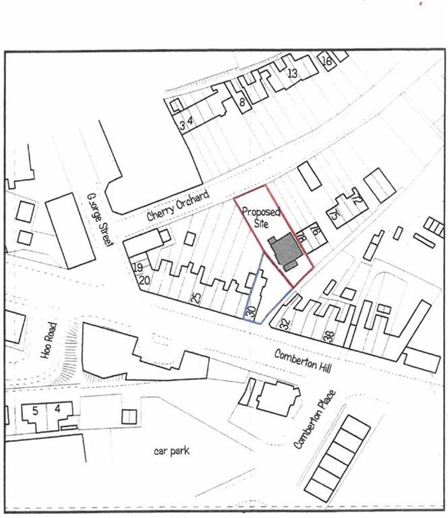 Land Commercial for sale in Cherry Orchard, Kidderminster, Worcestershire