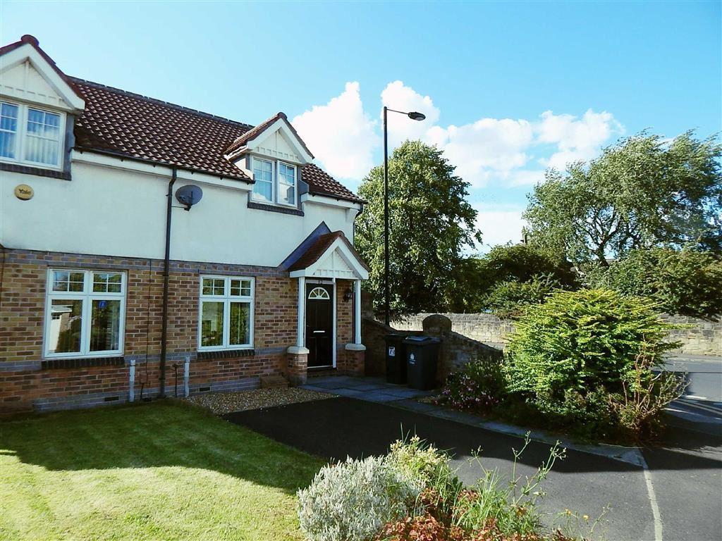 2 Bedrooms Semi Detached House for sale in Church View, Wallsend, Tyne Wear, NE28