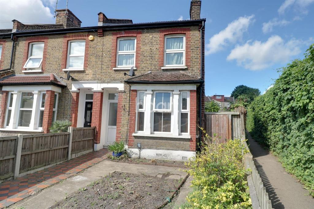 3 Bedrooms End Of Terrace House for sale in Priory Road, Dartford, DA1