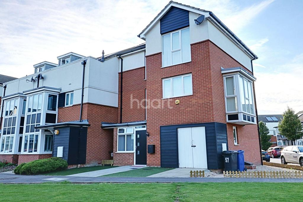 4 Bedrooms End Of Terrace House for sale in Bridgland Road, Purfleet