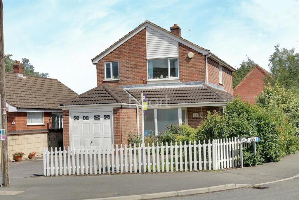 3 Bedrooms Detached House for sale in Whitehill Road, Ellistown