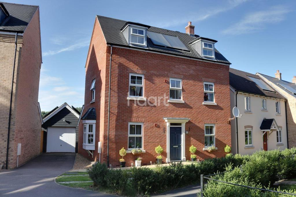 3 Bedrooms Detached House for sale in Ross Walk, Thetford