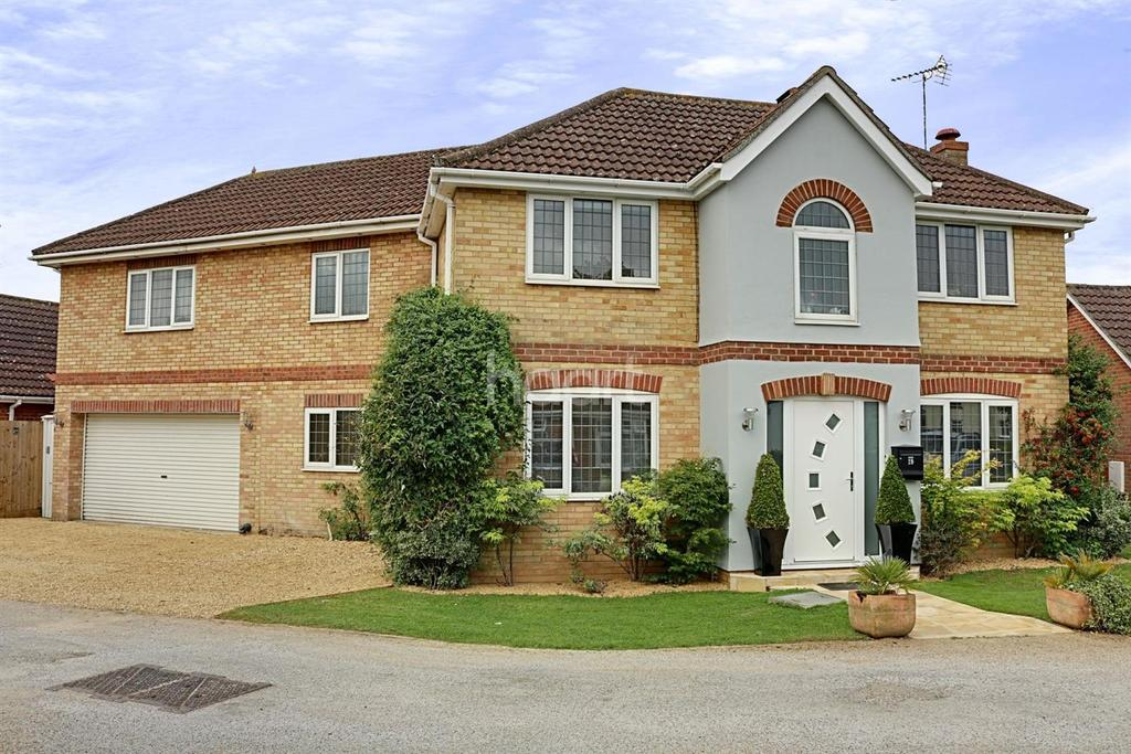 5 Bedrooms Detached House for sale in Wisbech