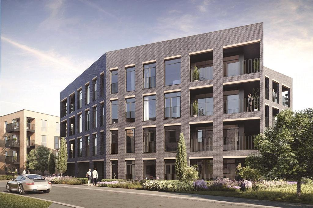 2 Bedrooms Flat for sale in Plot 9, Mosaics, Headington, Oxford, OX3