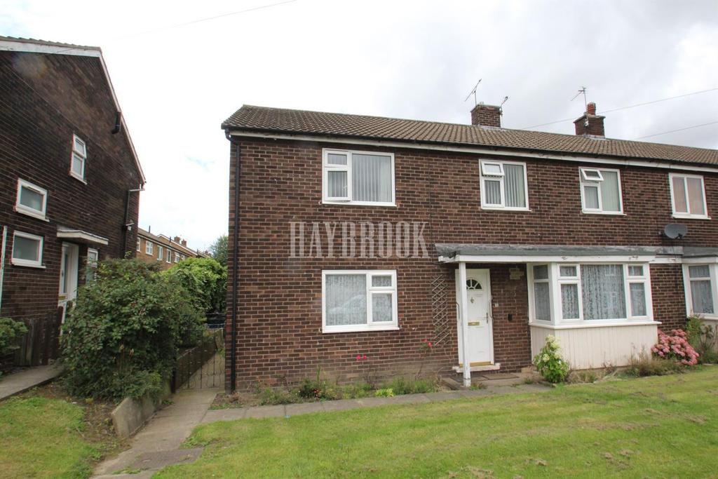 2 Bedrooms Flat for sale in Oak Close, Flanderwell