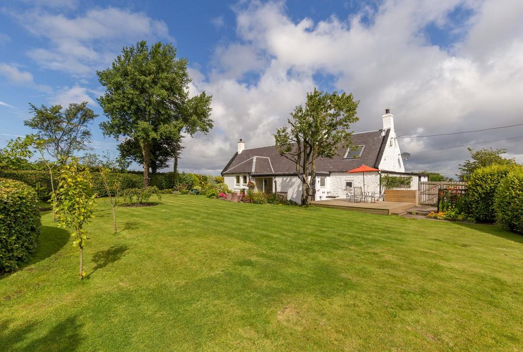 3 Bedrooms Detached House for sale in Knockmarloch Cottage, Craigie, East Ayrshire, KA1