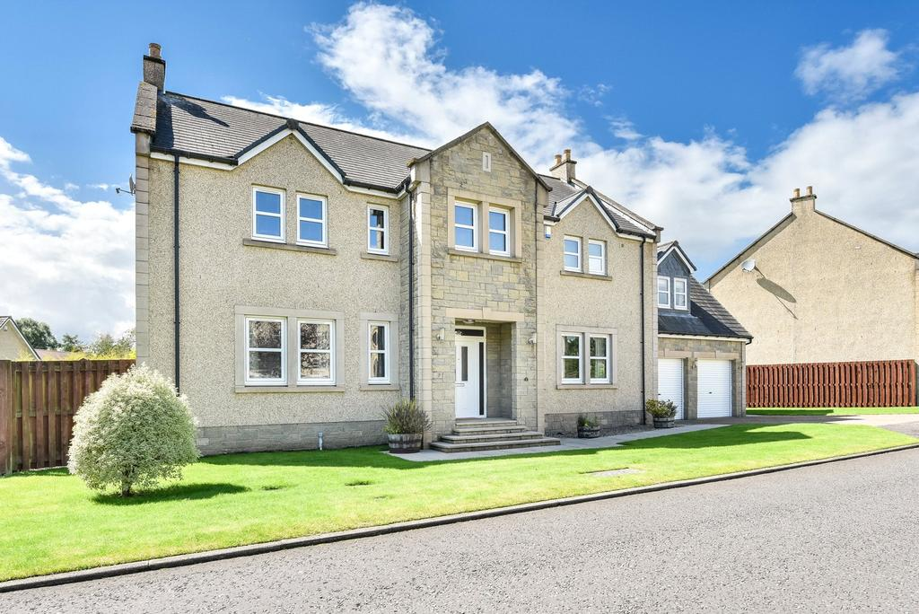5 Bedrooms Detached House for sale in 5 Woodland Gait, Cluny, Kirkcaldy, Fife, KY2
