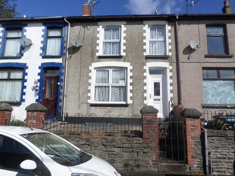 3 Bedrooms Terraced House for sale in Pleasant View, Porth