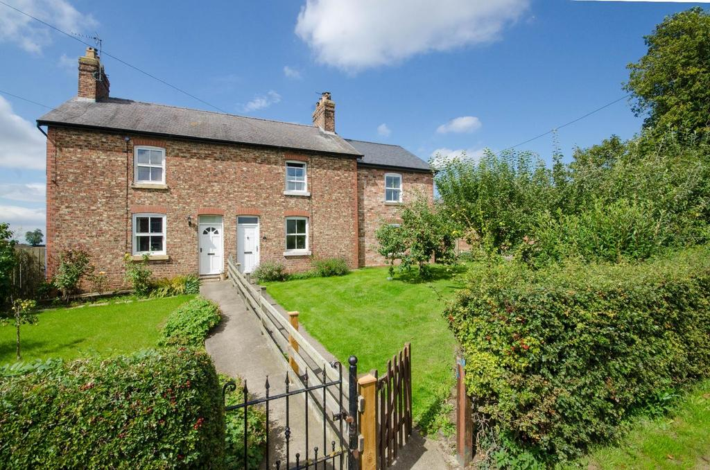 4 Bedrooms Semi Detached House for sale in Raskelf, York