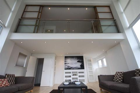 2 bedroom penthouse to rent - Burlington Place, Hulme, Manchester, M15
