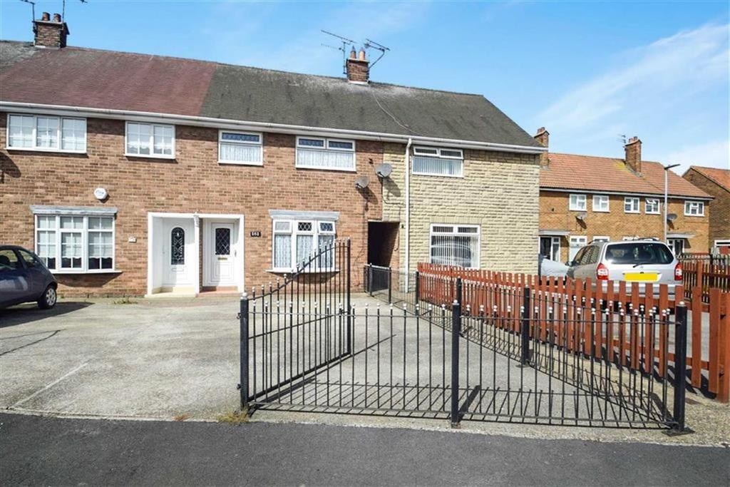 3 Bedrooms Terraced House for sale in Hemswell Avenue, Greatfield Estate, Hull, East Yorkshire, HU9
