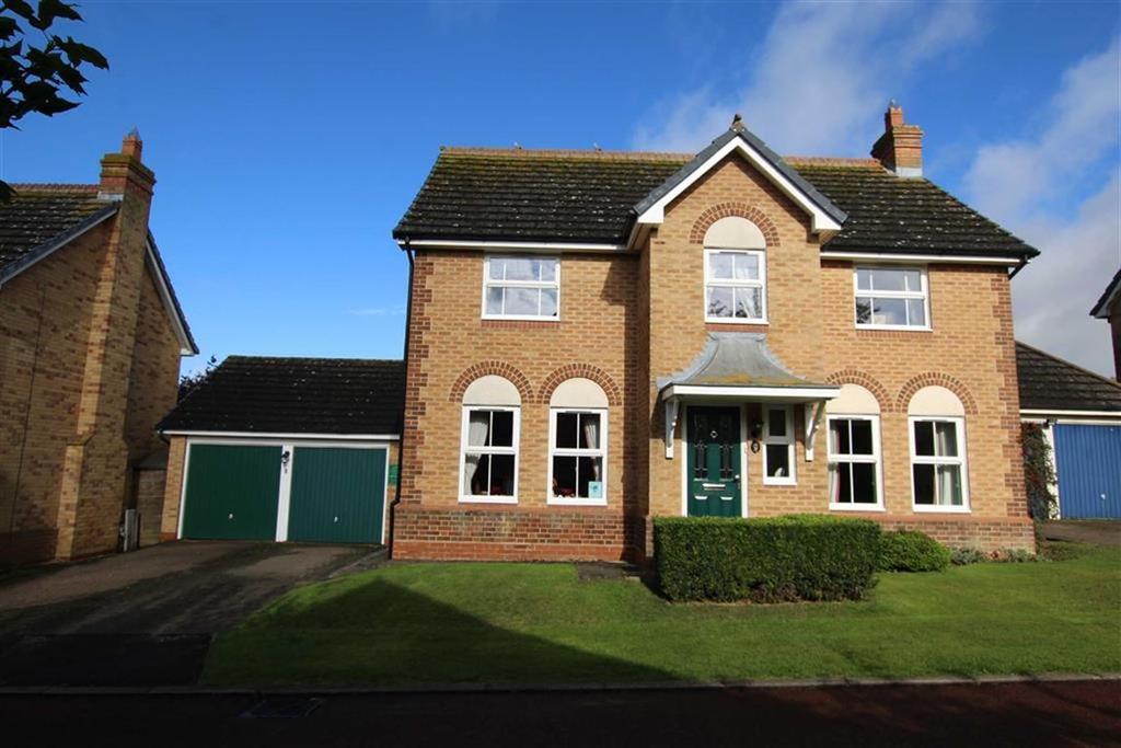 4 Bedrooms Detached House for sale in 25, Jones Close, Brackley