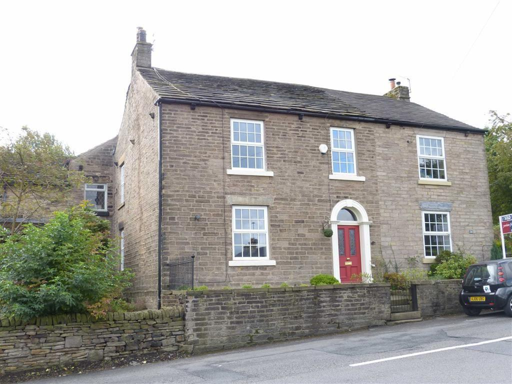 3 Bedrooms Semi Detached House for sale in Glossop Road, Charlesworth, Glossop