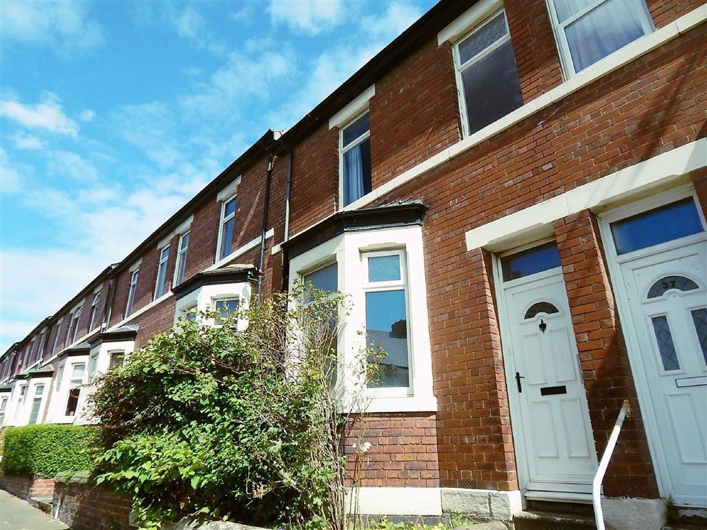 3 Bedrooms Terraced House for sale in Easten Terrace, East Howdon, Wallsend, NE28