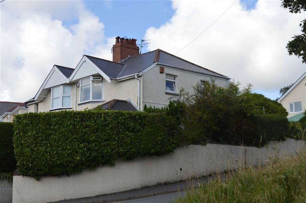 3 Bedrooms Semi Detached House for sale in Llwyn Mawr Road, Swansea, SA2