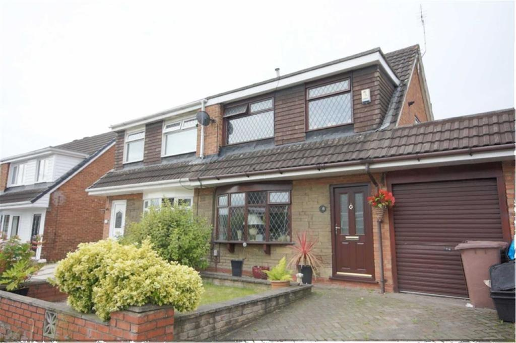 3 Bedrooms Semi Detached House for sale in Catterall Avenue, Sutton Leach, St Helens, WA9