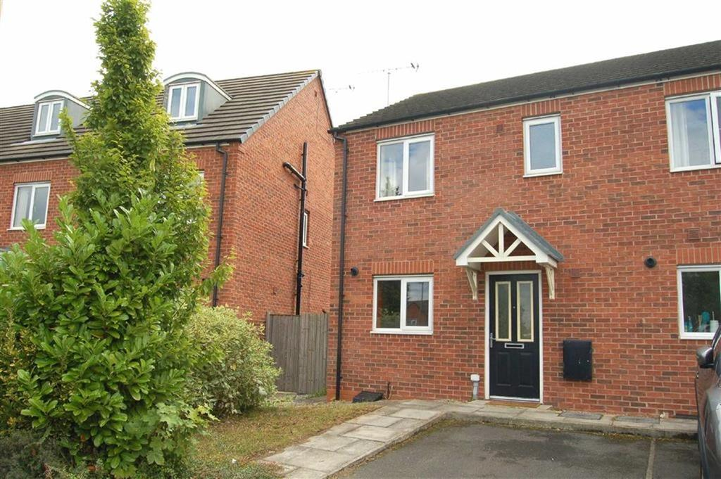 3 Bedrooms Semi Detached House for sale in Trinity Road, Ellesmere Port