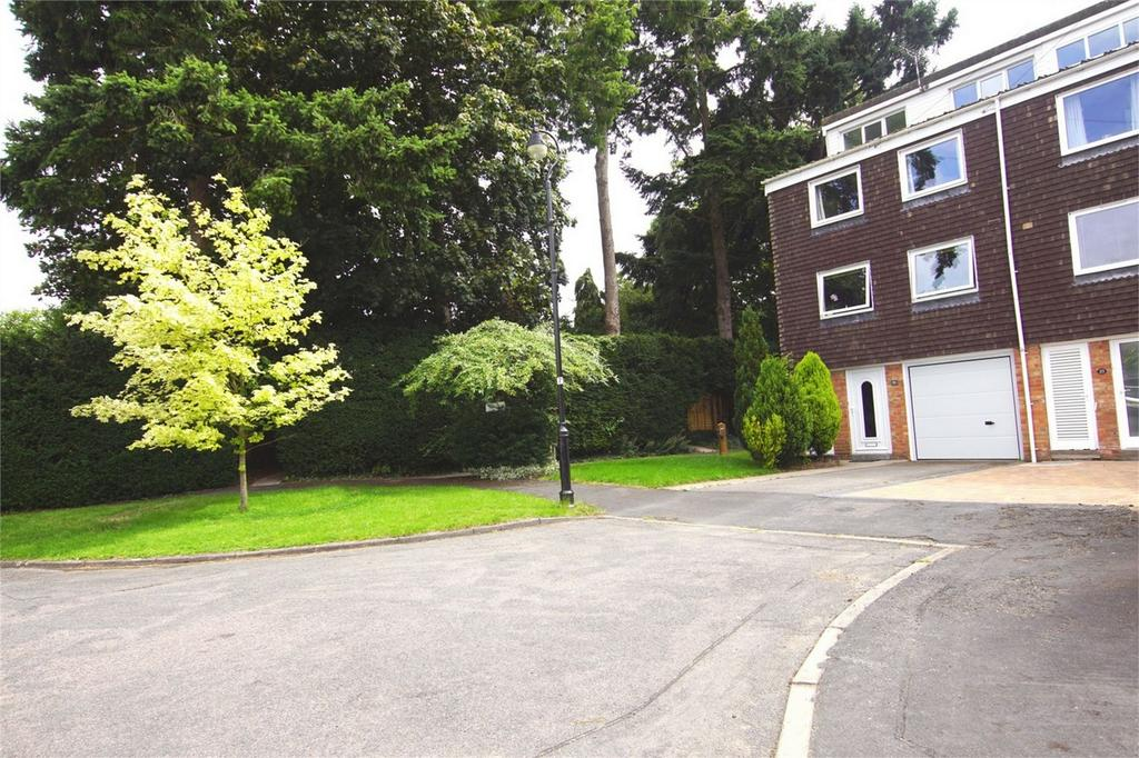 3 Bedrooms End Of Terrace House for sale in Verdon Place, Barford, Warwick