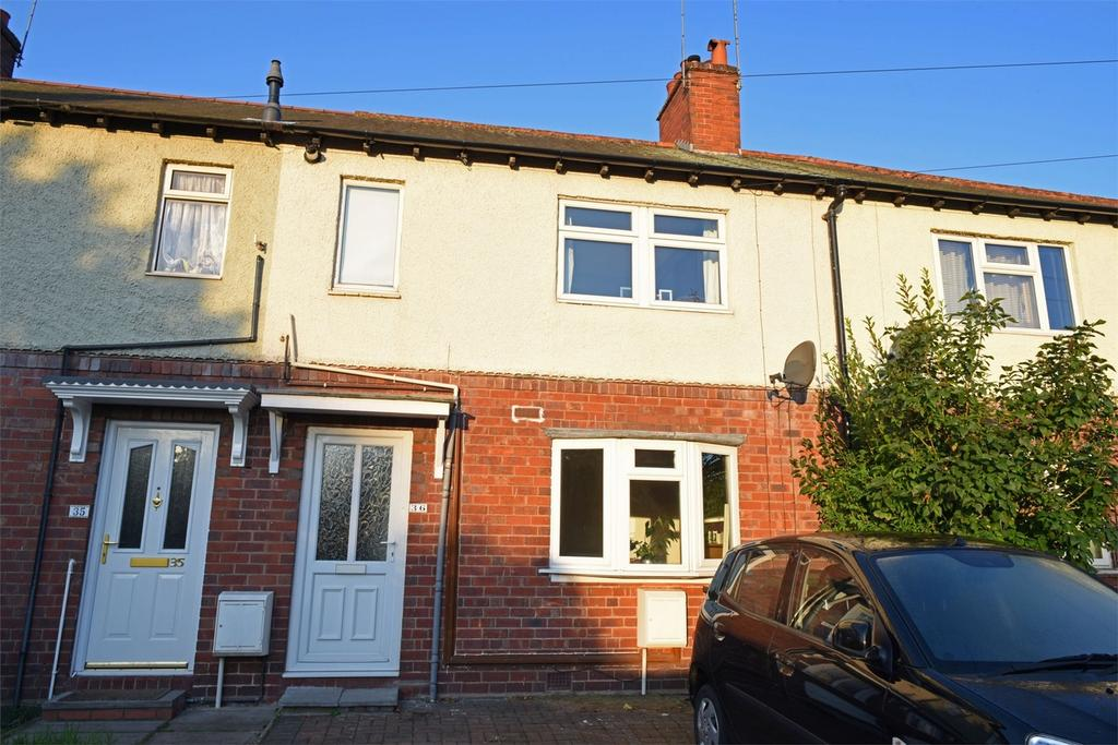 2 Bedrooms Terraced House for sale in 36 Westfield Road, HALESOWEN, Hurst Green, West Midlands