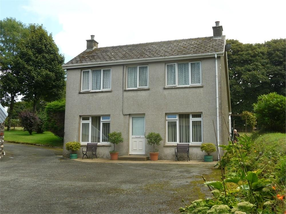 3 Bedrooms Detached House for sale in The Ridge, Letterston, Haverfordwest, Pembrokeshire