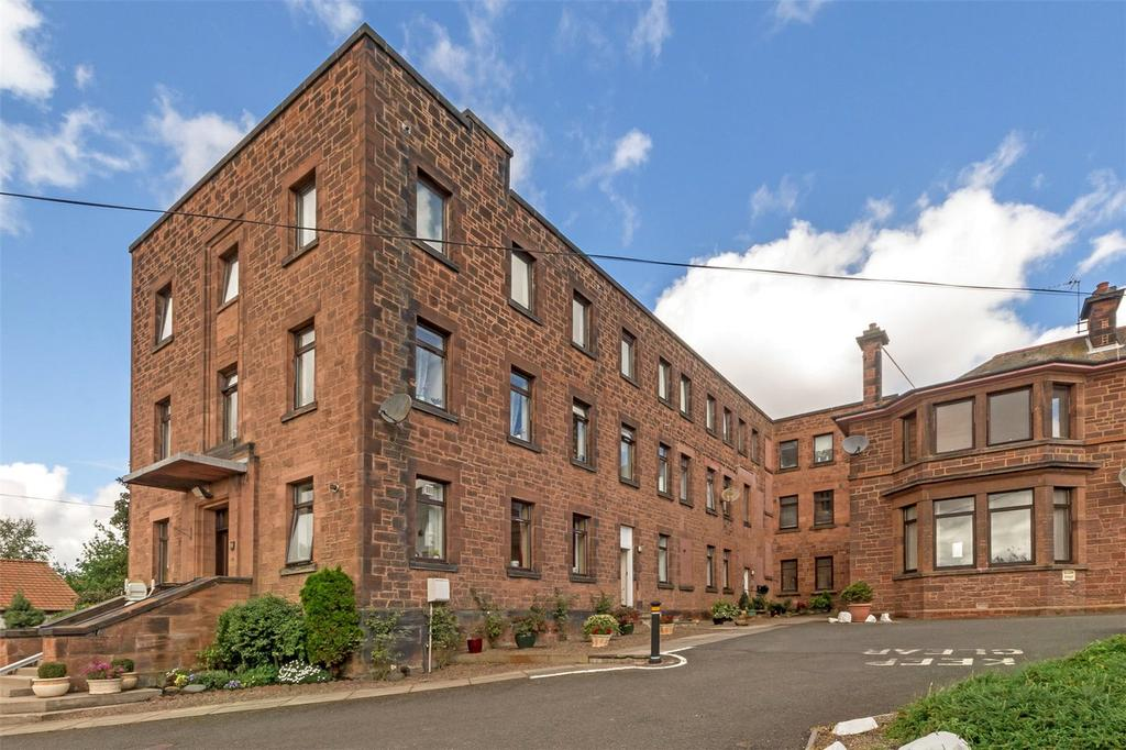 2 Bedrooms Flat for sale in 24 Vert Court, Haddington, East Lothian, EH41