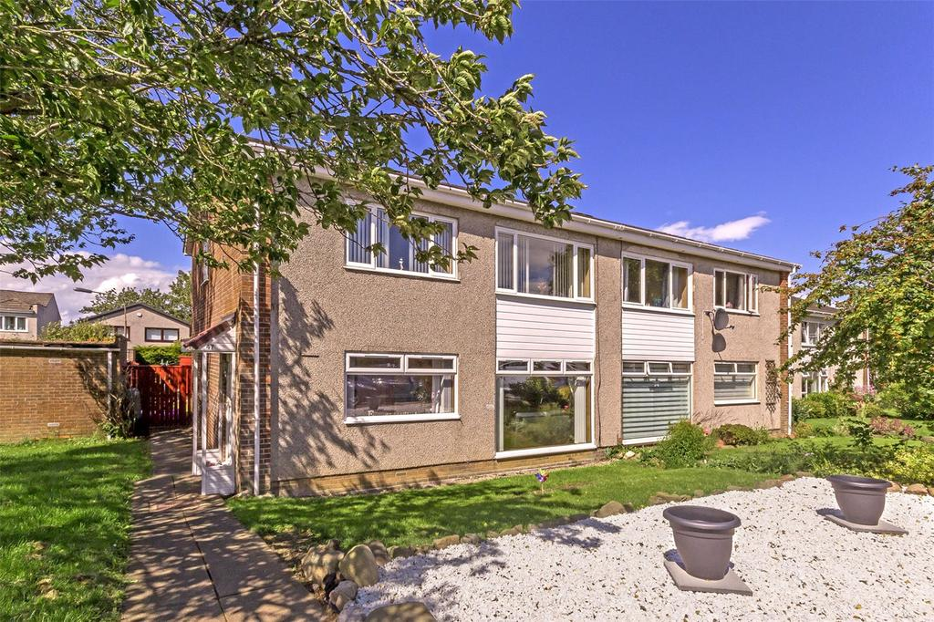 2 Bedrooms Flat for sale in 45 Cairns Drive, Balerno, EH14