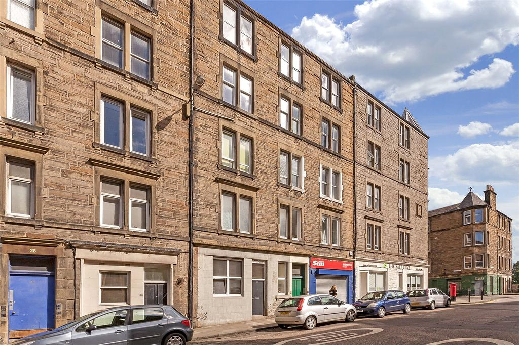 1 Bedroom Flat for sale in 29/6 Marionville Road, Edinburgh, EH7