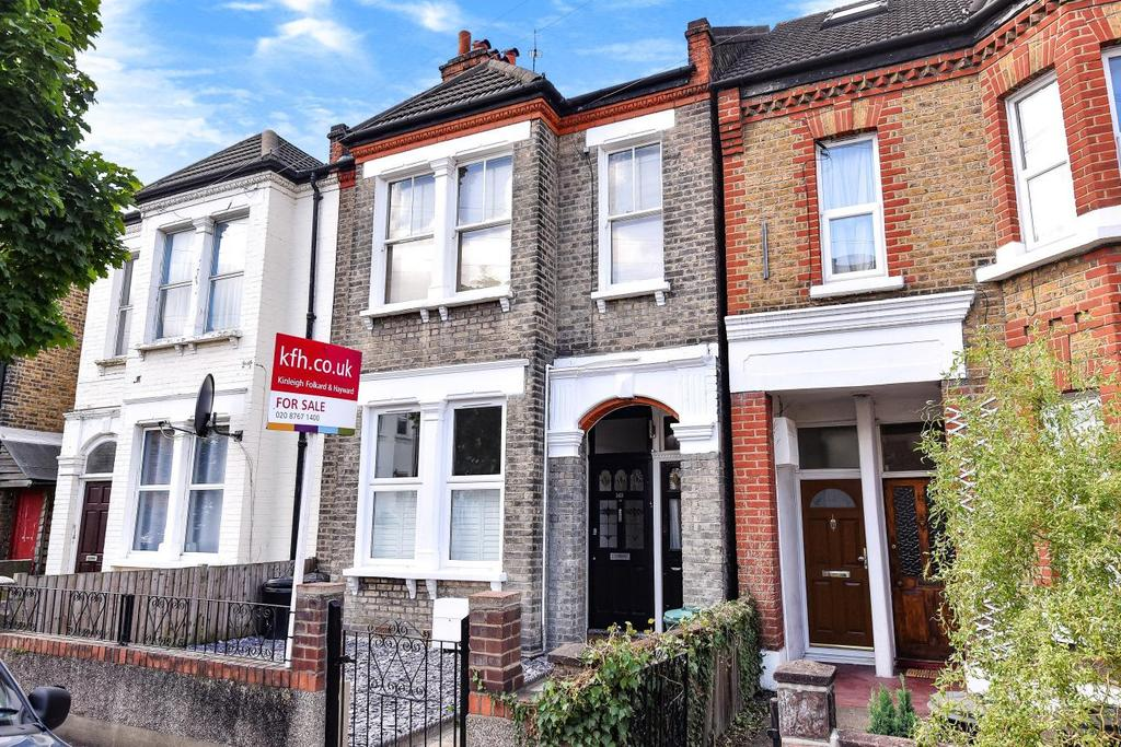 2 Bedrooms Maisonette Flat for sale in Byton Road, Tooting