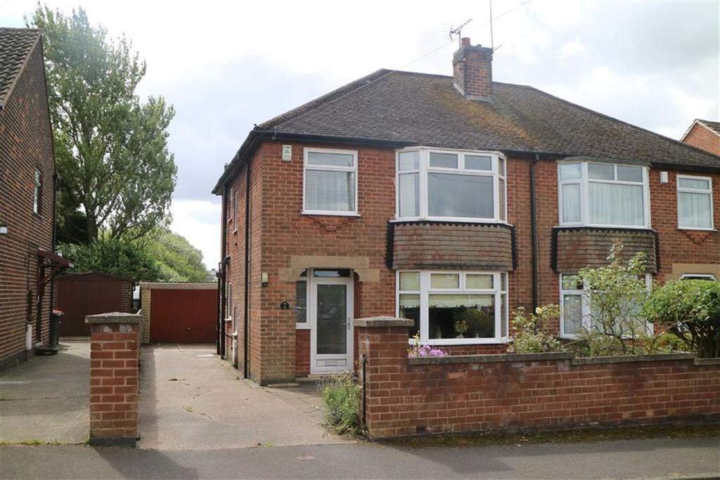 3 Bedrooms Semi Detached House for sale in Searby Road, Sutton In Ashfield, Notts, NG17