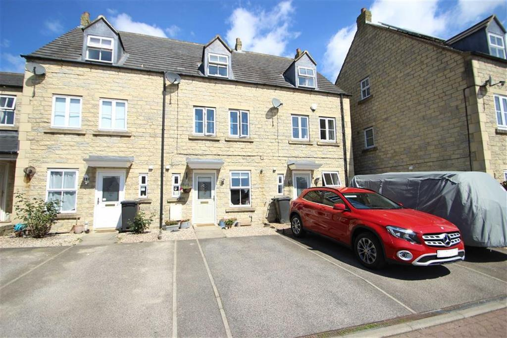3 Bedrooms Town House for sale in Dale Way, Leyburn, North Yorkshire