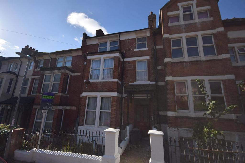 2 Bedrooms Flat for sale in Nelson Road, Hastings