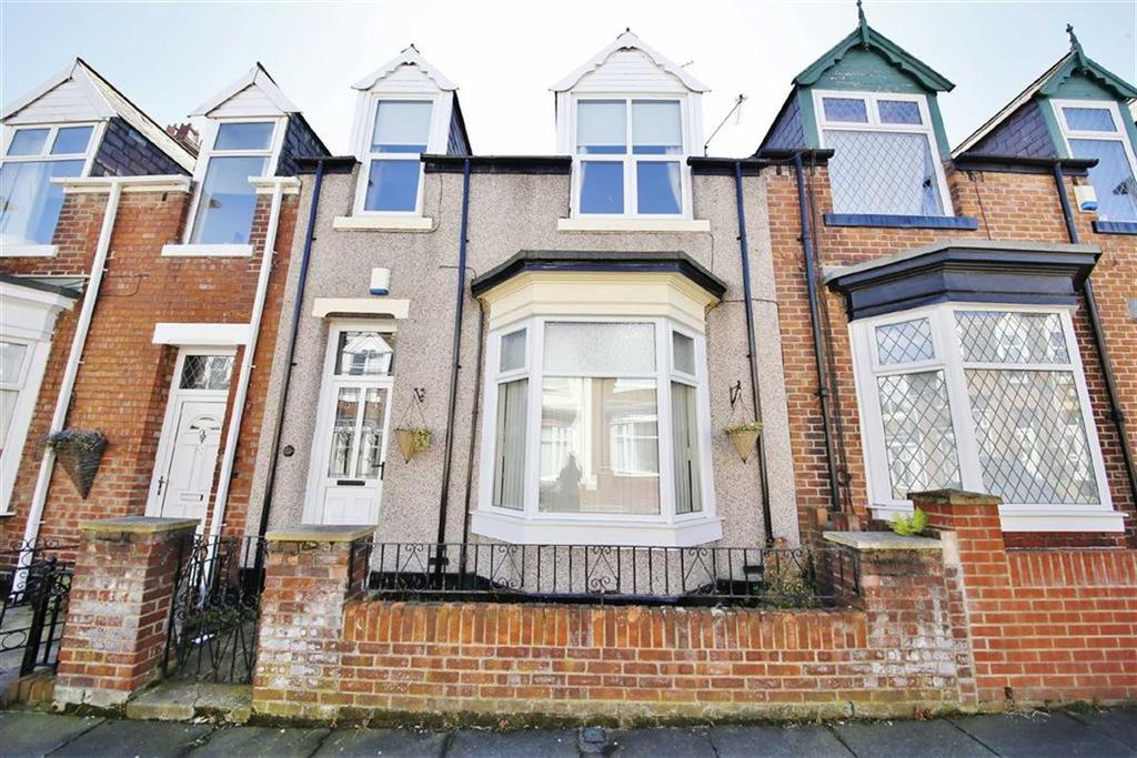 3 Bedrooms Terraced House for sale in Sydenham Terrace, High Barnes, Sunderland, SR4